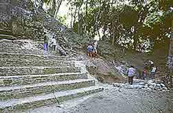 Guatemala Excavation Detail