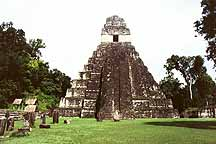 Guatemala Pyramid