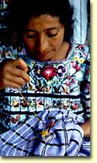 Atitlan Embroidery
