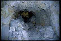 Potosi Tunnel Bolivia