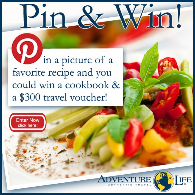 Enter our Pinterest Recipe Contest today!