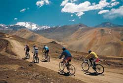 Multisport tours in Chile